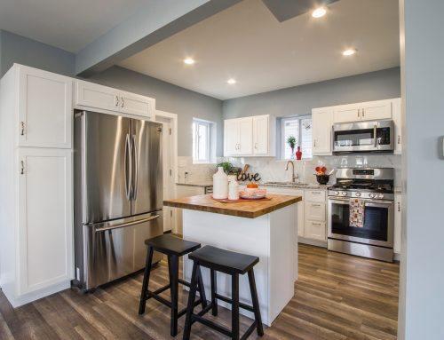 Интерьер кухни в квартире: 101 фото красивых, необычных дизайнов