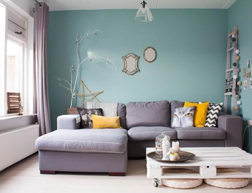 Цветовые сочетания в интерьере — идеи которые вас вдохновят