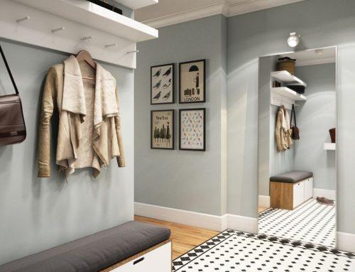 Интерьер прихожей в квартире и доме: 93 современных идеи