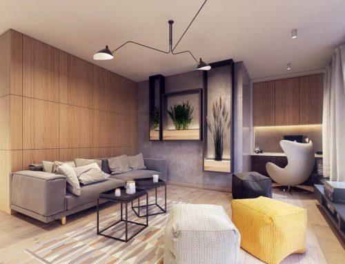 Дизайн гостиной — дизайнерские идеи, которые вы больше негде не увидите