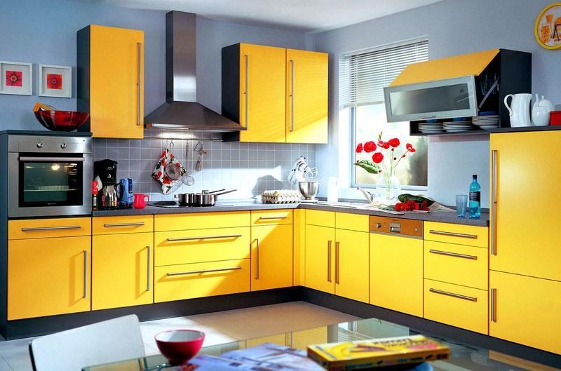 Как цвет влияет на ваше настроение – желтый