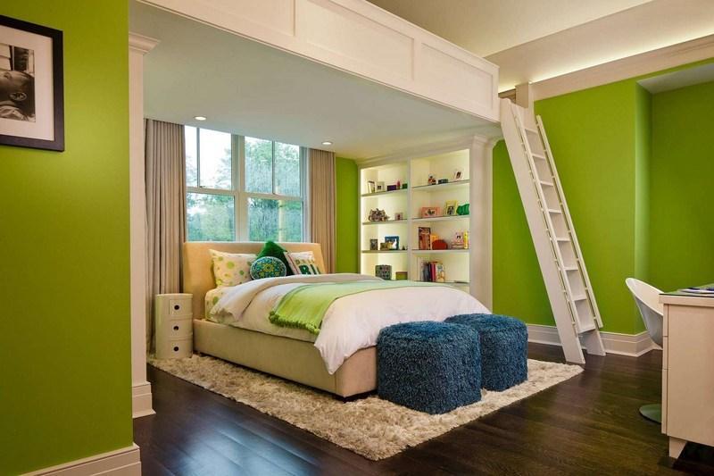 Как цвет влияет на ваше настроение – зеленый
