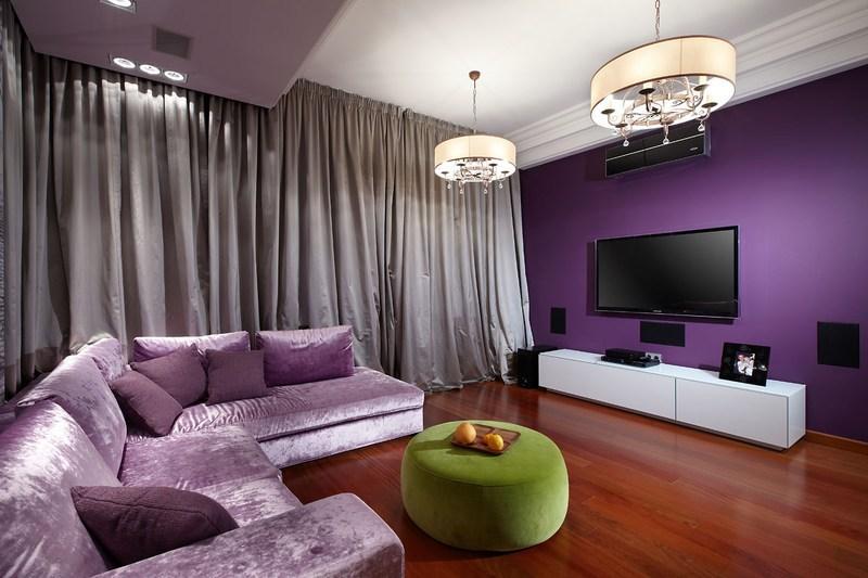 Как цвет влияет на ваше настроение – фиолетовый