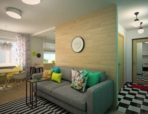 Дизайн интерьера квартиры хрущевки— 95 фото современных проектов