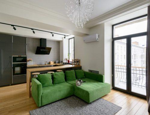Дизайн 2 комнатной квартиры: 108 лучших готовых проектов