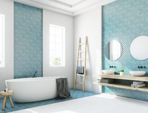 Интерьер ванной комнаты — красивые проекты в разных стилях