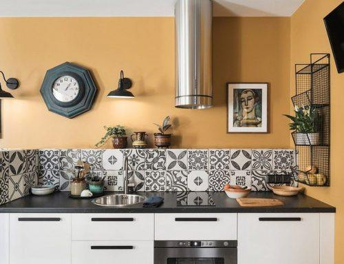 Декоративные элементы для кухни своими руками — подборка современных фото и видео