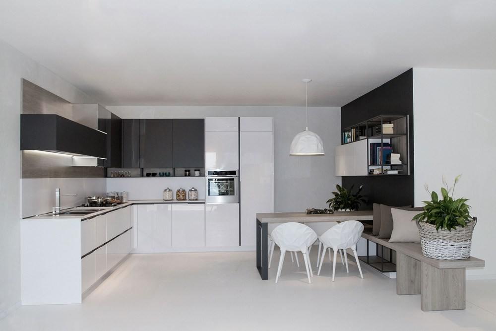 Сделать дизайн проект кухни с белым фартуком