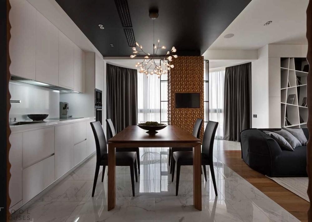 Дизайн столовой в квартире фото