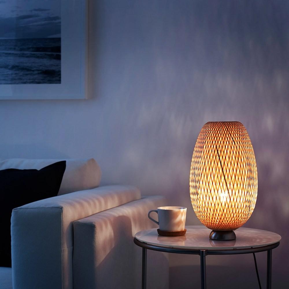 причудливая лампа