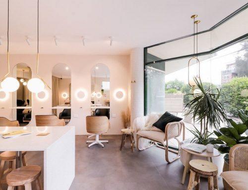 Интерьер салона красоты — как оформить современное помещение