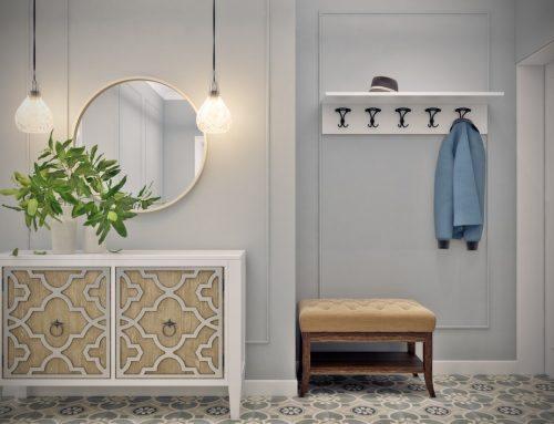 Интерьер небольшого коридора — лучшие идеи для малогабаритных помещений