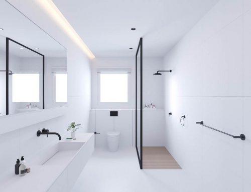 Дизайн ванной комнаты в белых тонах — лучшие варианты использования белого цвета в интерьере (фото подборка)