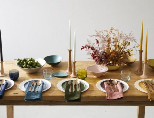 Декор стола — 115 интересных идей, которые вас вдохновят