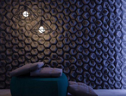 3д панели в интерьере гостиной и других комнат — 60 фото