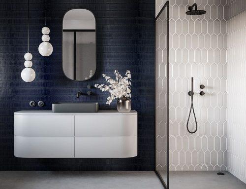 Интерьер ванной с душевой кабиной — 102 идеи для маленького и большого душа