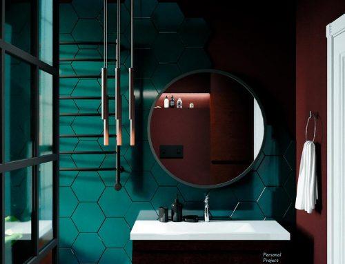 Дизайн плитки в ванной комнате — 92 фото красивых сочетаний стилей и цветов в интерьере