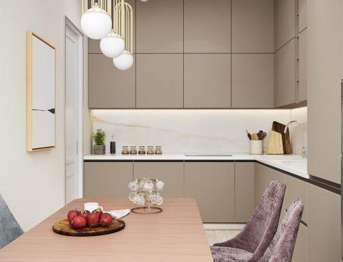 Интерьер угловой кухни — 78 фото и особенности дизайна большого и маленького помещения