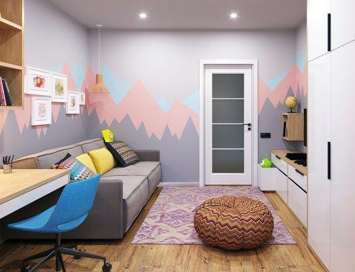 Идеи для интерьера детской комнаты — 107 современных фото