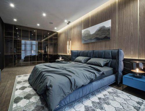 Интерьер спальни в современном стиле — 90 идей дизайна