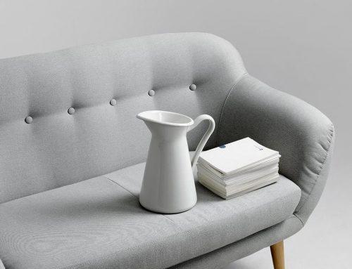 Серый диван в интерьере — 113 идей дизайна гостиной и других комнат