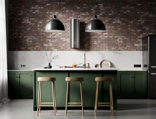 Дизайн кухни в стиле лофт — 98 фото индустриальных кухонь