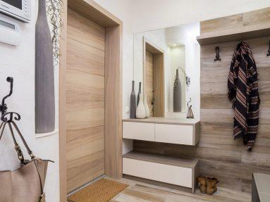 дизайн в однокомнатной квартире