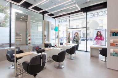 салон красоты дизайн интерьера