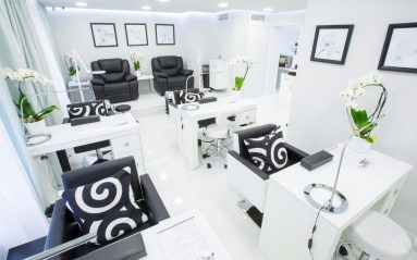 дизайн салона красоты 2020