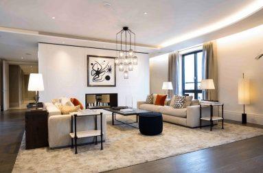 Как правильно сделать освещение в гостиной