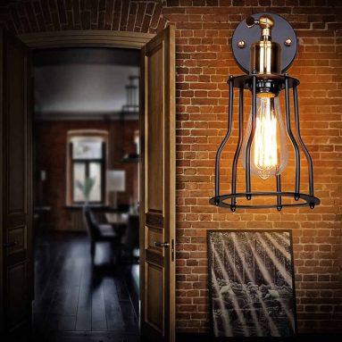 Светодиодные фонари в стиле лофт