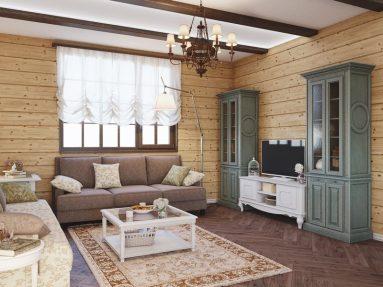 Дачный дом в прованс