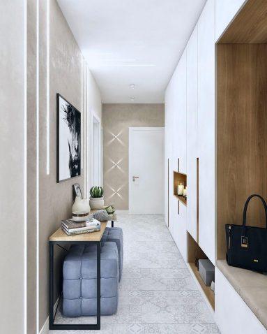 дизайн маленькой комнаты в квартире