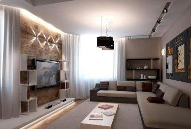 Дизайн интерьера в квартире – фото