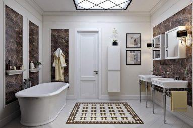 Как сделать комнату в классическом стиле