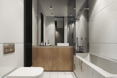 Простой дизайн комнаты минимализм