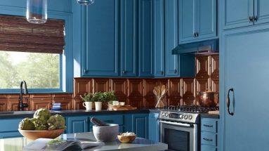 Покраска мебели как способ декорирования
