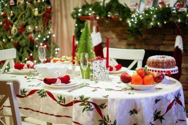 Декор новогоднего