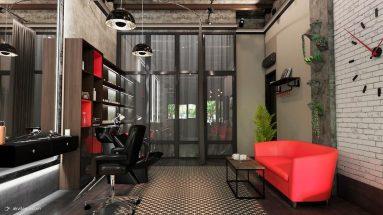 салон дизайна интерьера