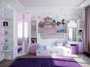 Спальня для дочери