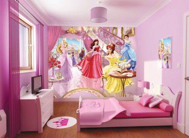 Спальня для девчонки