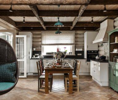 Дачный домик – фото