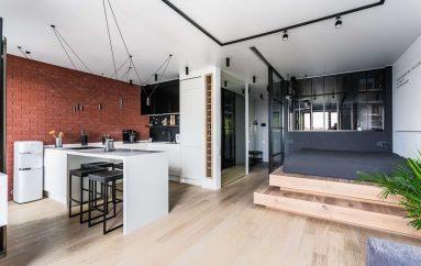 Квартира студия – фото