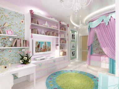 Дизайн для девчонки – фото