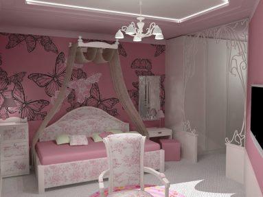 Дизайн для дочери – фото
