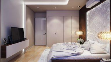 Дизайн светлой комнаты