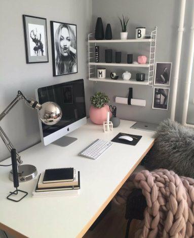 Декор рабочего стола