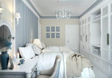 Как выбрать интерьер спальни в светлых тонах