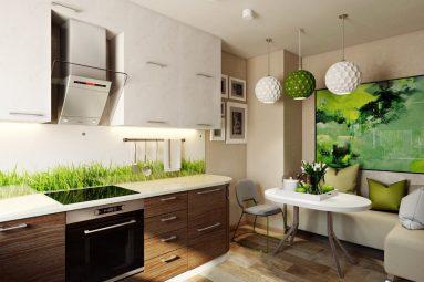 Декор кухонных шкафов
