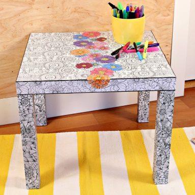 Как задекорировать стол